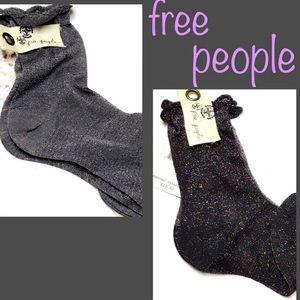 (2) NWT - FREE PEOPLE Socks